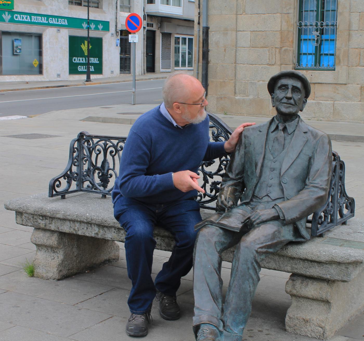 En Galicia - dos poetas